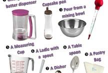 Cooking/Baking Tips