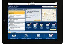 Nos portails et Applications mobile et tablette / Découvrez les application réalisées par Orange Applications for Business pour accompagner les entreprises dans leur transformation digitale.