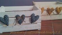 caissette bois raisin