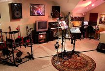 Home studios / For recording yourself to make ur own music