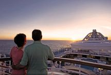 Cruises for everyone!  / Cruises! What's hot, what's great! For couples for families and all destinations
