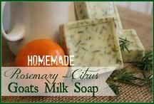 Homemade soaps ❤