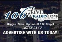 LIsten to 106LiveRadio.com