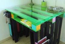 Стильная и простая мебель