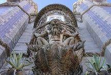 Pena Palace Triton