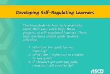 Self regulated learners