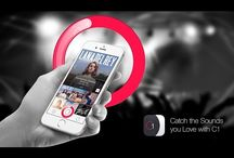 C1 Lightning Fast Music Discovery / Introducing our new, lightning fast music discovery app C1 - Catch the sounds you love even when you're offline! You can download it for free on the App store:  http://c5app.com/C1-App