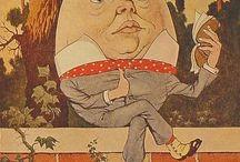 antiques illustration
