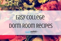Recipes / One of the best aspects of Huntington University is our fully loaded kitchens! This board will be updated with quick and easy recipes for you to recreate.