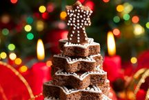 Christmas Decoration Cake Wallpaper Download   Famous HD Wallpaper