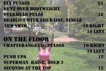 Fitness - back