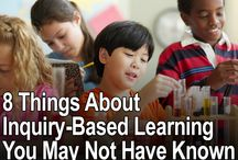 8 Things About Inquiry-Based Learning You May Not Have Known / Inquiry-based learning is still a relatively new subject to many educators, though, so let's talk about what it is and a few things you may not know about it.
