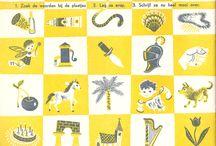 Illustraties kinderboeken / Welke boeken heb jij als kind of als ouder gelezen? Welke beelden heb je daarbij?
