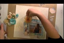 My Scrapbook Videos / The start to finish videos I make of my scrapbook layouts and craft projects