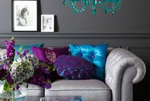 Interior design / by Katrina Vernon