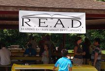 Volunteer Picnic / R.E.A.D. Events