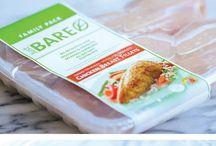 Chicken crunch / Gepaneerde kip
