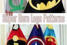 superhero capes and accessories