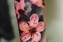 Tatuaje Florale