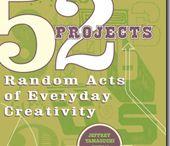 Creativity Notebook / Living a creative life!