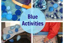 Tot school activities