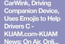 Driving Gadgets / Learn all about CarWink through this board.