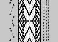 kaartweven patronen