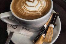 My favorite coffee shop