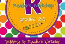 Readers Workshop / by Shona Foster