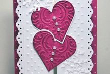 Home Made Cards / Here's a collection of the most beautiful hand made cards from around the net.