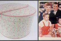 I Love, You Love, We Love Lucy & Lucie / Actual family memorabilia from I Love Lucy and family! Keepsakes from  Lucille Ball, Desi Arnaz, their daughter actress Lucie Arnaz and her husband Larry Luckinbill, available to fans for the first time at www.Connectibles.net