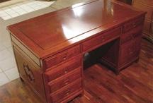 office desks / by Garyj Funke