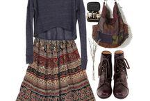 boho indian style