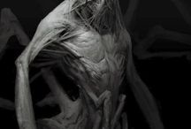 Creature concepts and inspiration
