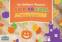 Fall Activities for the kiddos