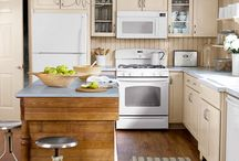 Kitchen / by Amanda Hildebrand-Chadwell