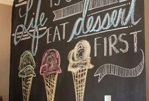 Chalkboard Fun / by Kim Davidson