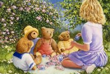 My Tea Party / by Ann Marie Mangiro Winters