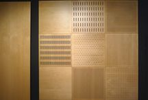 wood perforated
