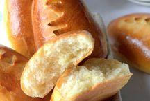 Brioches, pain de mie