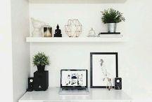Desk room ideas