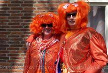 kingsday orange outfit