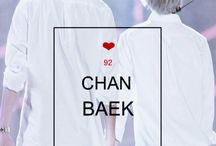 CHANBAEK IS REAL