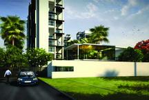 Marvel Cascada, Balewadi, Pune / Marvel Cascada in Balewadi Pune, consists of 5 elegant towers and 124 expansive apartments. 3.5 BHK and 4.5 BHK apartments.