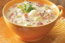 Recipes - Soup, Stew & Chowder