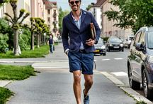 Men's Summer Fashion / My style this summer.