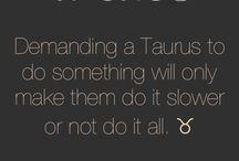 Taurus / by Julie Sergel