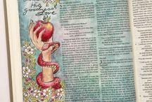 Bible Journaling - Genesis