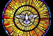 Catholic symbol art research