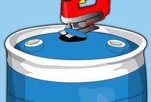 Sewage tanks